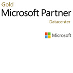 Microsoft Partner - Gold Datacenter
