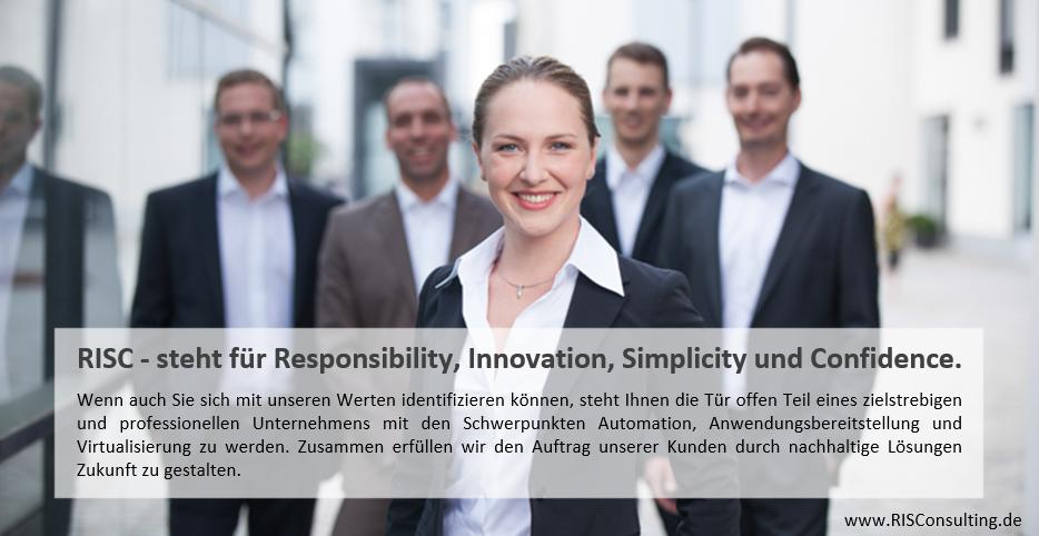 Karriere bei der RIS Consulting GmbH